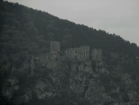 Stronghold on the Rock by HOMMIK