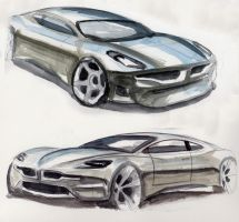 Fisker redesign by MartinEDesign