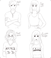 Finally drew some tenants yaas by Kaistellations