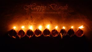 Happy Diwali by SukhRiar