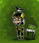 Kid Loki by littlecrow