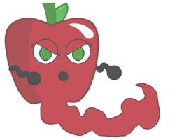 Apple As A Ghost Vector ( Remade ) by thedrksiren