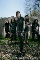 Suicide Silence - MAAW by JeremySaffer