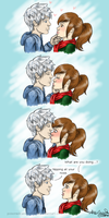 A Jack Frost Kiss by OdieFarber