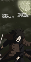Naruto 631 Uchiha Madara. by eikens
