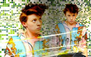 La Roux by BloodyDeath11