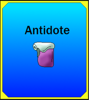 Antidote Card (Adopt) by Dianamond
