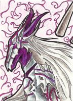 ACEO 28 - Zirempses by Clopina
