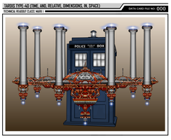 Tardis colors by Time-Lord-Rassilon