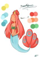 Mermaid Princess by Allora1313