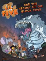 The Lil Five issue 1 cover by oICEMANo