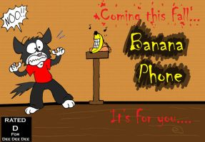Banana Phone the Movie? by dawny