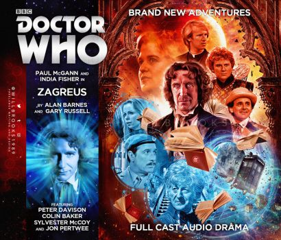 Doctor Who - Zagreus by willbrooks