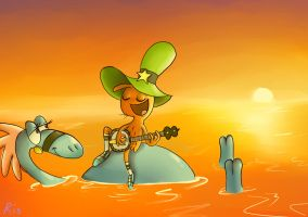Wander Over Yonder by RickyAlexander
