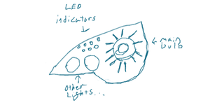 Headlight Concept by SylkRode