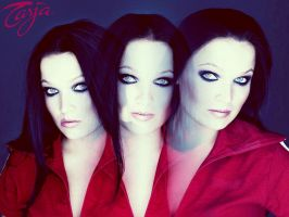 tarja turunen wallpaper 3 by LadyMoondance
