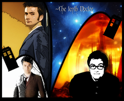 The Tenth Doctor by Vanessa28