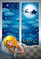 Christmas Dreams by Saberox