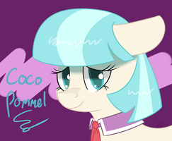 New Coco Pommel by Askthecatman