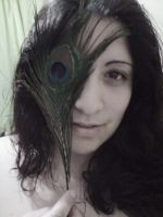 i have a peacock XD by Andurie