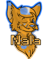 Nala Badge by Sockune