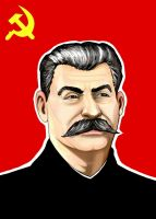 Stalin by tree27