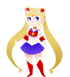 Pretty Soldier Sailor Moon by Vandalaire