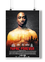 2pac poster by DemircanGraphic