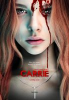 Chloe Moretz as Carrie - Remake Poster by themadbutcher