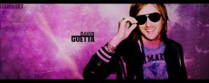 David Guetta Signature by VAmpIRobyy