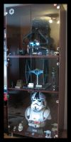 TIE Fighter Pilot and AT-AT Driver setup by jkno4u