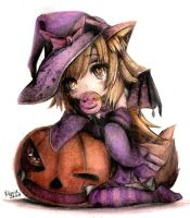 Happy Halloween 2014 by reniervivas666