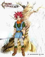 Chrono Trigger: Time Punk by Stealthos-Aurion