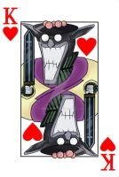 Earl as a poker card - request by Dark-Merchant