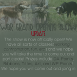 WDR Grand Opening Show: OPEN! Points to be won! by Sommer-Studios