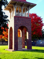 Fall 2015 - Regal Elementary Belltower by Ryven