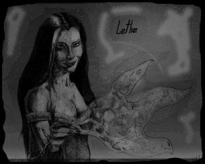 Lethe Black-White