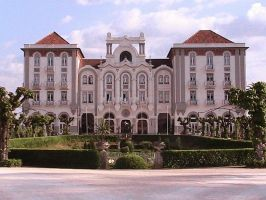 Palace Hotel of Curia by Migas94
