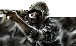 Call Of Duty Smudge by napolion06
