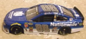 2015 Dale Earnhardt Jr #88 Nationwide Chevy car by Chenglor55