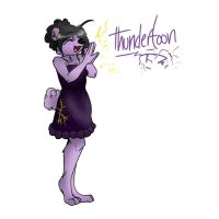 Thundertoon by LowKeyDowKey