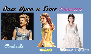 Once Upon a Time: Princessess by Twins429