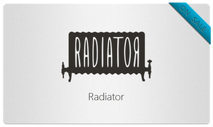 Radiator Logo by bisiobisio