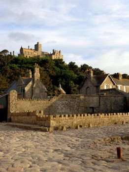 St. Michael's Mount 2 - June 2016 by MorgainePendragon