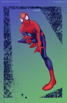 Spidey by kh27s