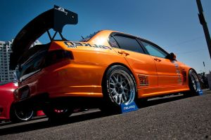 Falken Mitsubishi by SharkHarrington