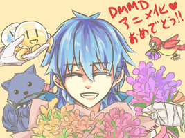 DMMD Anime Adaptation!!!!!Congratulations!!! by Fuki03