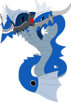 Cobaldramon (Re-Upload Reference) by Chronicle-King