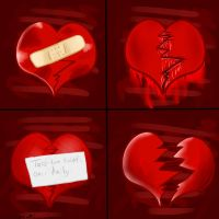 You Never Really Can Fix a Heart by Blaisie