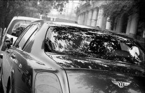 Bentley Flying Spur by PrabalMohan